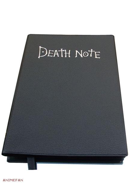Death Note Notebook - Тетрадь Смерти